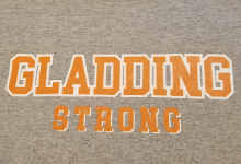 Image of Gladding Strong T-Shirt